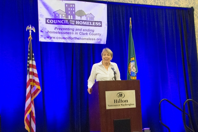 Council for the Homeless Luncheon